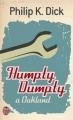 Couverture Humpty Dumpty à Oakland Editions J'ai Lu 2013