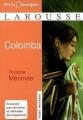 Couverture Colomba Editions Larousse (Petits classiques) 2008