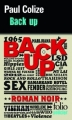 Couverture Back up Editions Folio  (Policier) 2013
