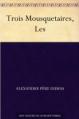 Couverture Les Trois Mousquetaires Editions Une oeuvre du domaine public 2009