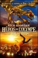 Couverture Héros de l'Olympe, tome 1 : Le Héros perdu Editions Albin Michel 2011