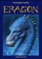 Couverture L'héritage, tome 1 : Eragon Editions Bayard 2004