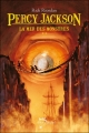 Couverture Percy Jackson, tome 2 : La mer des monstres Editions Albin Michel 2010