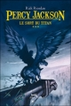Couverture Percy Jackson, tome 3 : Le Sort du titan Editions Albin Michel 2011