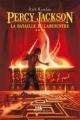 Couverture Percy Jackson, tome 4 : La Bataille du labyrinthe Editions Albin Michel 2011