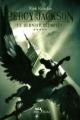 Couverture Percy Jackson, tome 5 : Le Dernier Olympien Editions Albin Michel 2011