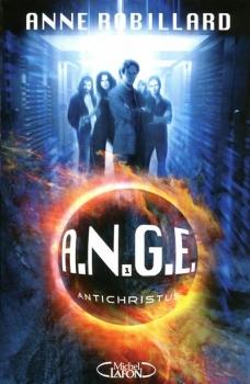 Couverture A.N.G.E., tome 01 : Antichristus