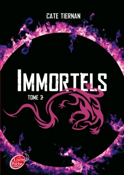 Couverture Immortels, tome 2 : La traque