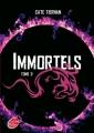 Couverture Immortels, tome 2 : La traque Editions Le Livre de Poche (Jeunesse) 2013