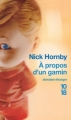 Couverture A propos d'un gamin Editions 10/18 (Domaine étranger) 2010