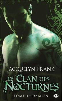 Couverture Le clan des Nocturnes, tome 4 : Damien