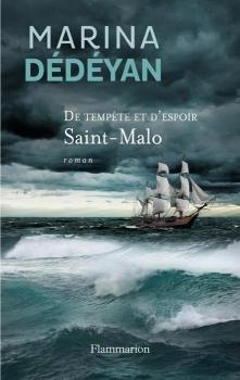 Couverture De tempête et d'espoir, tome 1 : Saint-Malo