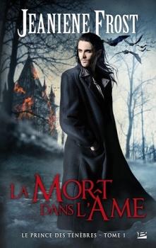 Couverture Le Prince des ténèbres, tome 1 : La Mort dans l'âme