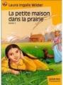 Couverture La petite maison dans la prairie, tome 1 Editions Flammarion (Castor poche) 2004