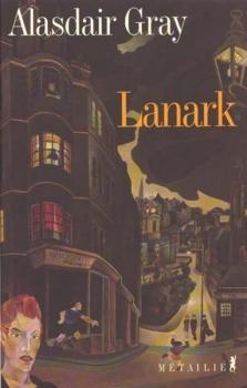 Couverture Lanark