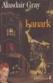 Couverture Lanark Editions Métailié 2000
