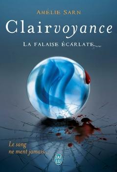 Couverture Clairvoyance, tome 2 : La falaise écarlate