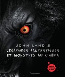 Couverture Créatures fantastiques et monstres au cinéma