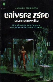 Couverture Univers zéro et autres nouvelles