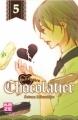 Couverture Heartbroken Chocolatier, tome 5 Editions Kazé (Shôjo) 2013
