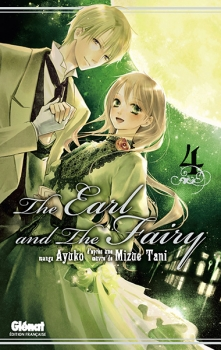 Couverture The Earl and the Fairy, tome 4