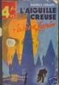 Couverture L'aiguille creuse Editions Litterature audio.com 2012