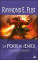 Couverture La guerre des démons, tome 2 : La porte de l'enfer Editions Bragelonne (Fantasy) 2011