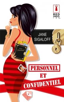 Couverture Personnel et confidentiel