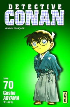 Couverture Détective Conan, tome 70