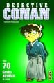 Couverture Détective Conan, tome 70 Editions Kana 2012