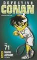 Couverture Détective Conan, tome 71 Editions Pika 2013