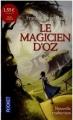 Couverture Le magicien d'Oz Editions Pocket 2013