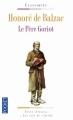 Couverture Le Père Goriot Editions Pocket (Classiques) 2009