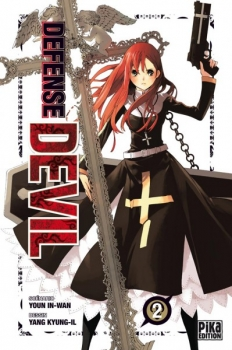 Couverture Defense Devil, tome 02