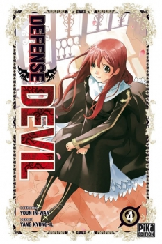 Couverture Defense Devil, tome 04