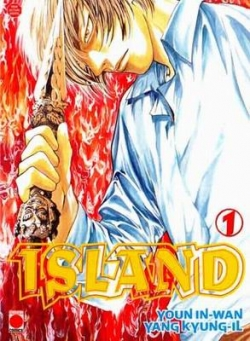 Couverture Island, tome 1
