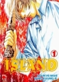 Couverture Island, tome 1 Editions Panini 2003