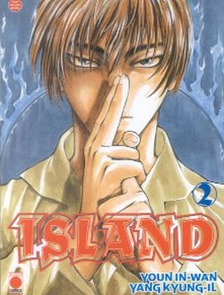 Couverture Island, tome 2