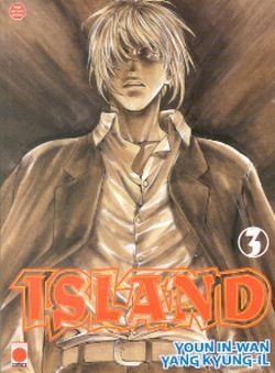Couverture Island, tome 3