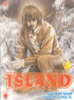 Couverture Island, tome 4