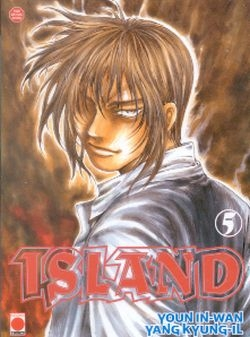 Couverture Island, tome 5