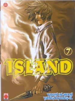 Couverture Island, tome 7