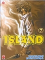 Couverture Island, tome 7 Editions Panini 2004