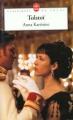 Couverture Anna Karénine Editions Le Livre de Poche 1997