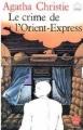 Couverture Le crime de l'orient-express Editions Le Livre de Poche (Jeunesse) 1981