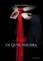 Couverture Tout ce qu'il voudra, tome 1 Editions Marabout 2012