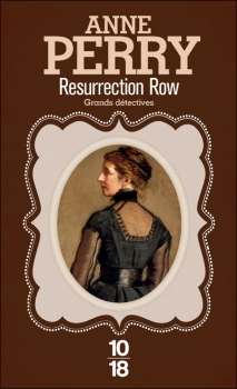 Couverture Resurrection Row