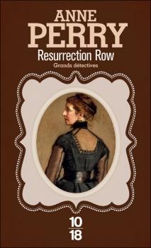 Couverture Resurrection Row