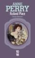 Couverture Rutland Place Editions 10/18 (Grands détectives) 2012