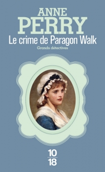 Couverture Le Crime de Paragon Walk